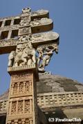 サンチー寺院