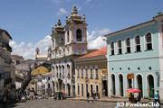 サルバドールの旧市街