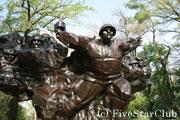 パンフィロフ隊 28士記念公園
