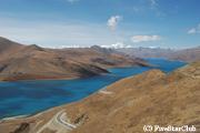 ヤムドゥク湖(ラサ)