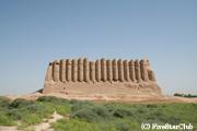 中央アジア最大の遺跡 メルブ