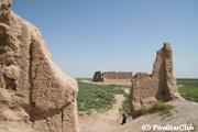 中央アジア最大の遺跡・メルブ
