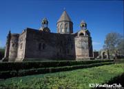 アルメニア正教の大本山エチミアジン