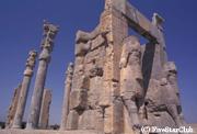 ペルセポリス遺跡