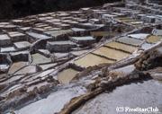 マラスの塩田(聖なるインカの谷)