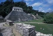 パレンケ遺跡はメキシコの 遺跡の中でNO.1の美しさ