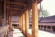 ビエンチャンの寺院