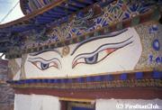 パンコルチョルテン(白居寺)