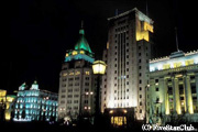 バンドの夜景(上海)イメージ