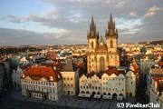旧市庁舎からの眺め