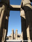 カルナック神殿(ルクソール)