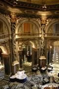 美術史博物館のカフェ(ウィーン)