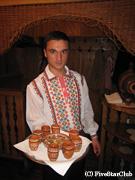 モルドバ料理レストラン 「ラ・タイファ」