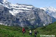 メンリッヘンから クライネ・シャイデックの ハイキング