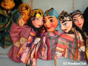 人形(ブハラ)