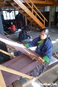 織物工房(ティンプー)