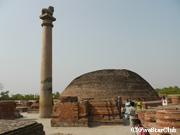 アショカ王の石柱