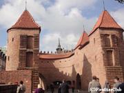 旧市街・バルバカン(ワルシャワ)