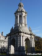 トリニティカレッジの鐘楼