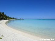 アカイアミ島(無人島)