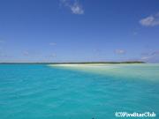 クック諸島の海