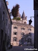 世界一小さな町 デュルビュイの町並