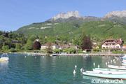 セザンヌも訪れた美しき 湖畔の村・タロワール