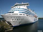 バルト海クルーズの豪華客船シリアライン