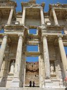 エフェソス遺跡 セルスス図書館
