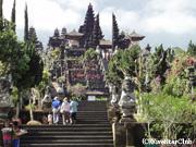 ブサキ寺院(バリ島)