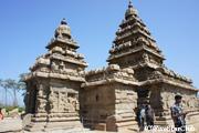 マハバリプラム/海岸寺院