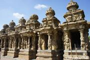 カーンチプラム/カイラーサナータ寺院