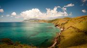 セントキッツの美しい海<イメージ>