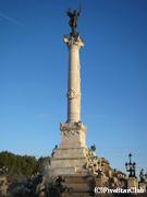 ジロンドの記念碑(ボルドー)