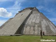 ウシュマル遺跡 魔法使いのピラミッド