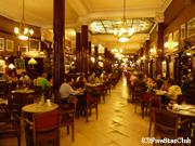 ブエノスアイレス最古のカフェ「トルトーニ」
