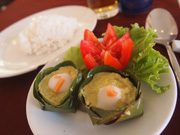 カンボジア料理 アーモック(シェムリアップ)