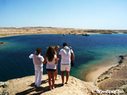 ラス・モハメッド国立公園の海