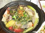 海鮮鍋(フーコック島)