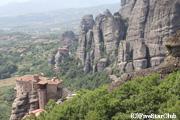 ルサヌ修道院とアギオス・ニコラオス修道院