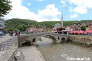 プリズレン旧市街(コソボ/プリズレン)