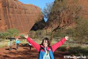 奇岩が立ち並ぶ「風の谷」カタジュタ