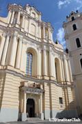 ビリニュス大学 聖ヨハネ教会