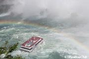 カナダ滝/霧の乙女号