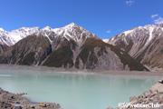 タスマン氷河湖