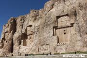 ナグシェロスタム/アケメネス朝歴代大王の墓