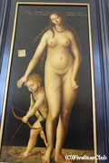 エルミタージュ美術館/ヴィーナスとキューピッド
