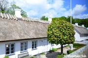 デンマーク伝統の家