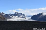ヴァトナヨークトル氷河(ディルホゥライエイ)