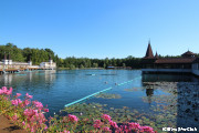へーヴィーズ温泉湖